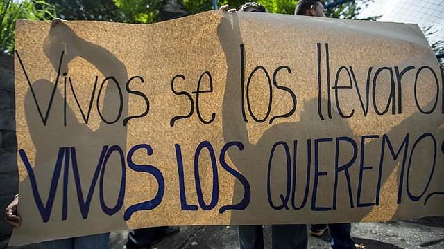 NICARAGUA. Plantón en cárcel de máxima seguridad por la liberación de jóvenes detenidos, en Managua