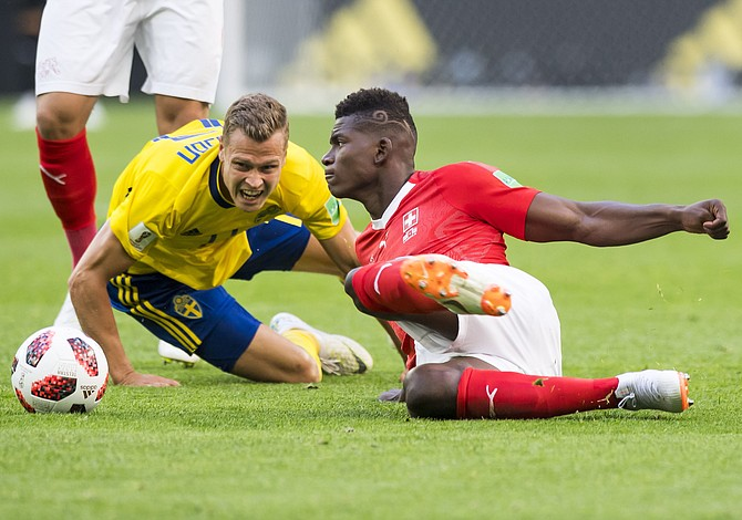 """Suecia, el """"colado"""" entre los ocho mejores"""