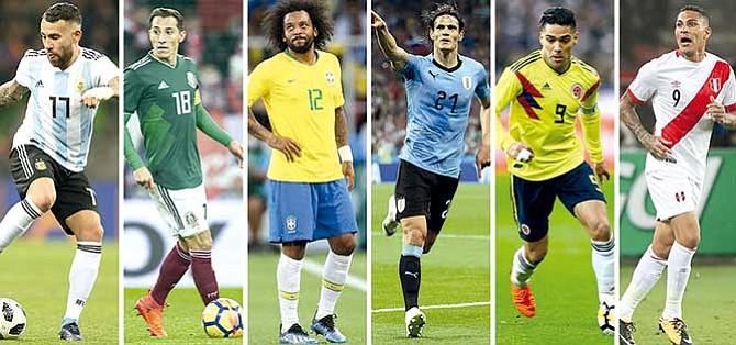 Su último Mundial