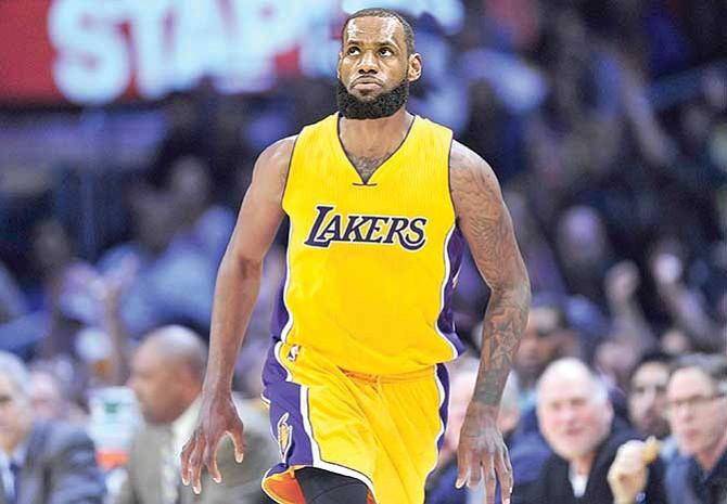 Sorpresa en la NBA