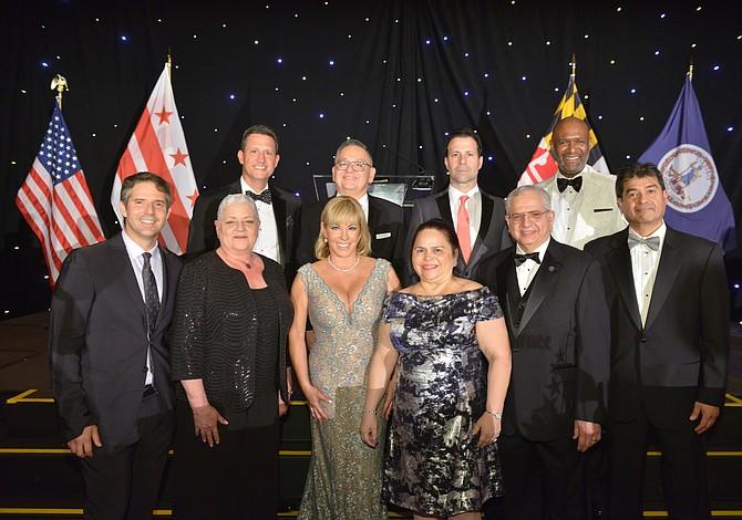 La Cámara de Comercio Hispana de Washington celebró gala anual