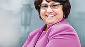 Lupe Valdez.