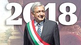 HITO. En su tercer intento consecutivo por alcanzar la silla presidencial, Andrés Manuel López Obrador se presentó como el candidato antisistema y ganó con más del 50% las elecciones del pasado 1 de julio.