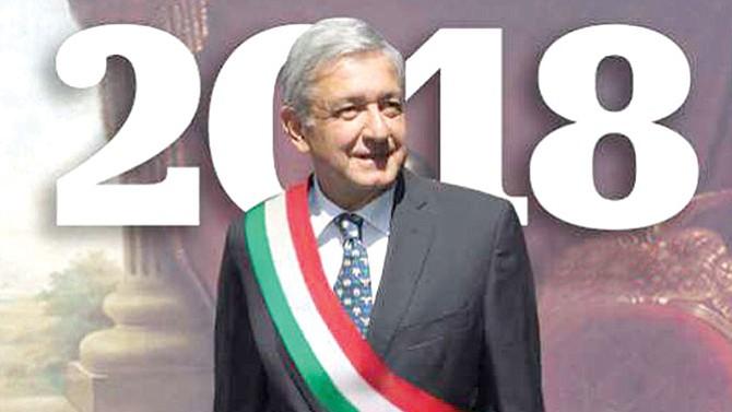 La izquierda gobernará México