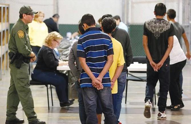 Se necesitan voluntarios para visitar niños detenidos