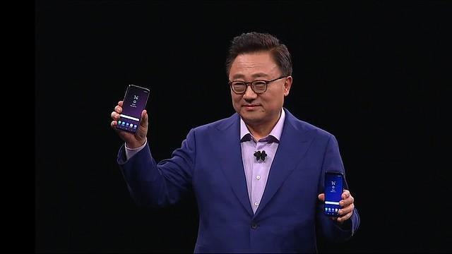 TECNOLOGÍA. Presentación de Samsung