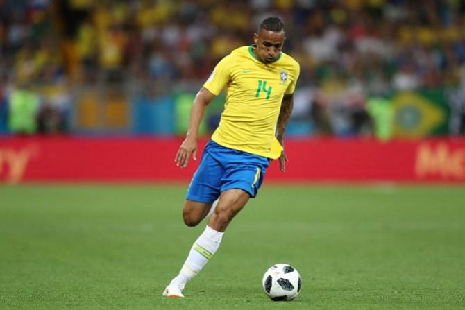 Brasil pierde a Danilo por lo que resta de Mundial