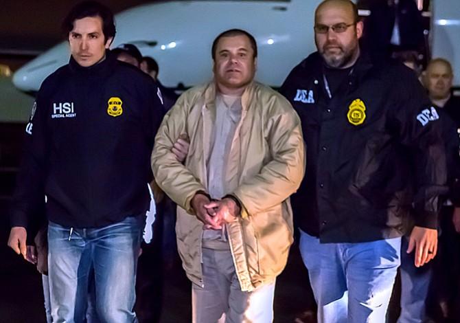 Juez niega a defensa de El Chapo tener pruebas en poder de la fiscalía