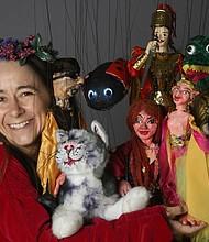 Rosalita The Puppet Facebook