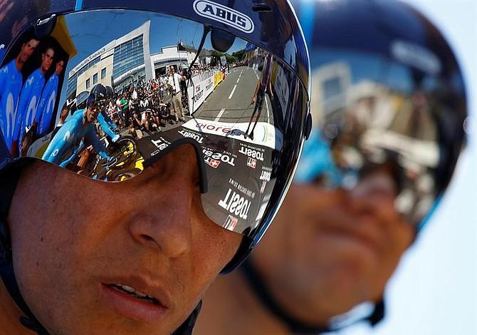 El colombiano Rigoberto Urán ya es décimo en el Tour de Francia
