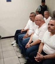JUSTICIA. Tribunal Segundo de Sentencia de San Salvador programó el inicio del juicio contra el expresidente Elías Antonio Saca para el 7 de agosto