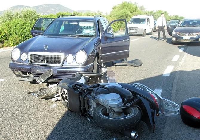 George Clooney es llevado al hospital tras sufrir accidente de moto en Italia