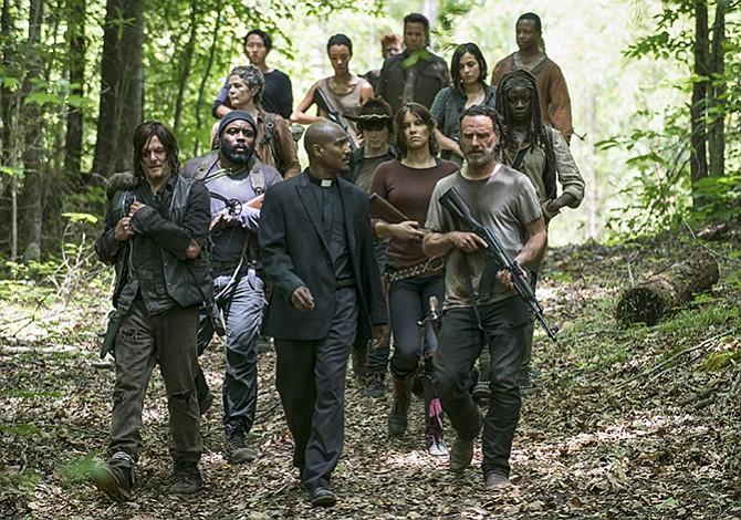 """Regresa """"The Walking Dead"""" en español"""