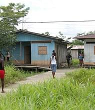 COLOMBIA. ONU alerta del desplazamiento de más de 400 personas en suroeste de Colombia