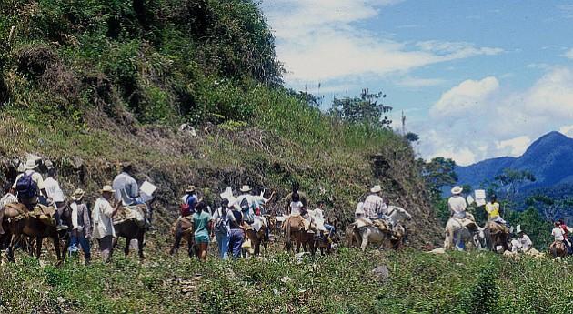 COLOMBIA.  La reparación de las víctimas avanza a paso lento.