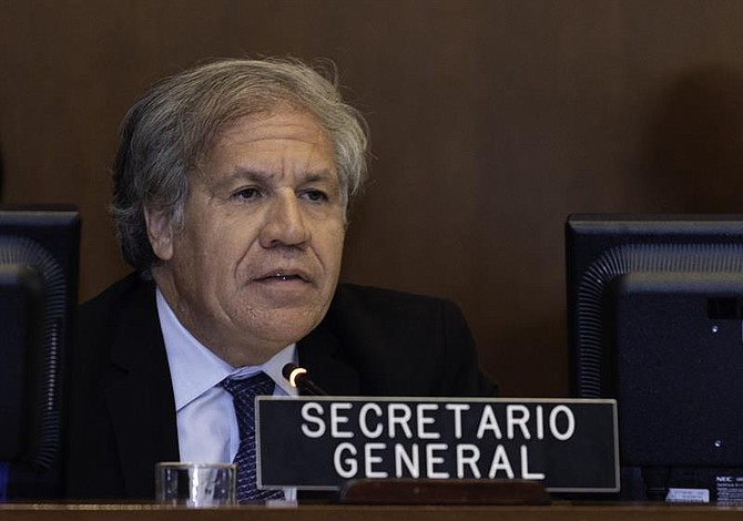 OEA preocupada ante creciente violencia en Nicaragua