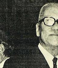 JUSTICIA. Exembajador de Sudáfrica Archibald Gardner Dunn