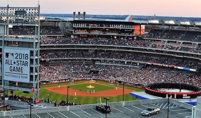 DC, la capital mundial del béisbol