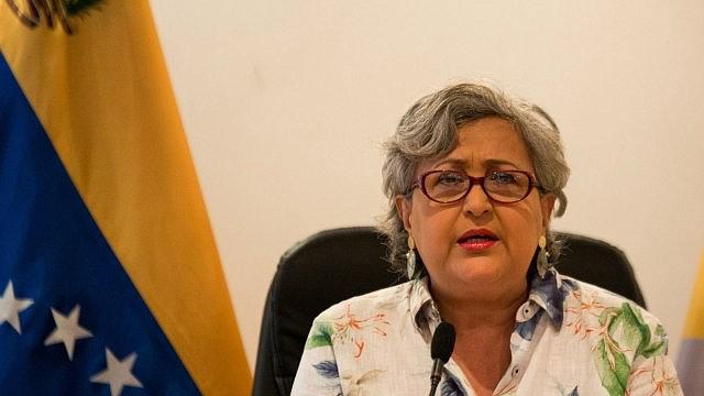 VENEZUELA. Tibisay Lucena, presidenta del Consejo Nacional Electoral de Venezuela