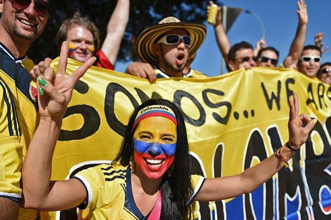 Celebrando a Colombia en Austin