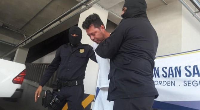 JUSTICIA. Capturan a Ronald Atilio Urbina por asesinato de Jocelyn Abarca