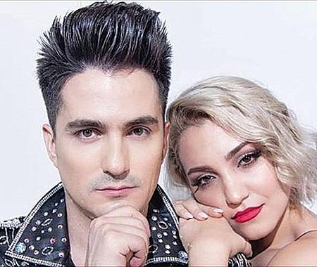 BUENA ONDA. Mitre y Andie hicieron un cover de 'Despacito', exitoso tema de Luis Fonsi y Daddy Yankee, que cuenta con miles de vistas en YouTube.