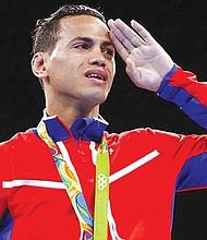 NO AGUANTÓ MÁS. Robeisy Ramírez fue elegido el mejor boxeador de América en 2011 y 2012, pero con una carrera marcada por altibajos y sanciones por indisciplina.