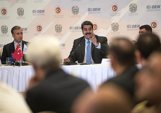 Colombia, México, Panamá y EE.UU. acordaron luchar contra la corrupción de Nicolás Maduro