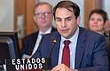 EEUU. El embajador de EE.UU. ante la Organización de Estados Americanos (OEA), Carlos Trujillo