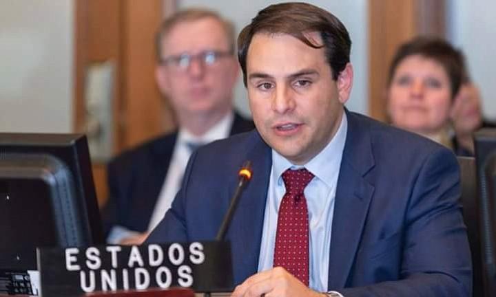 Resultado de imagen para Carlos Trujillo, embajador de EE UU ante la OEA