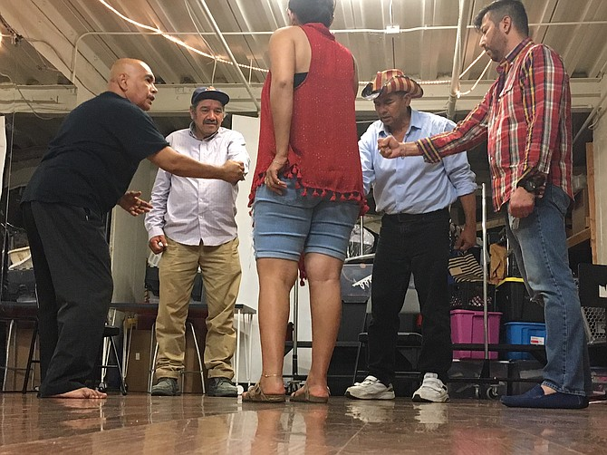 FORMACIÓN. Los talleres iniciaron el 5 de julio y finalizarán con una obra teatral el sábado 14 de julio en la Civic Plaza.
