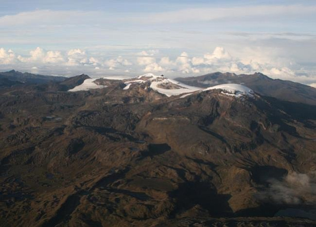 COLOMBIA. Advierten que los glaciares colombianos pueden desaparecer en 30 o 35 años