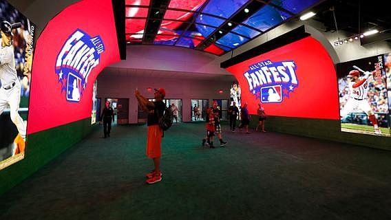 Las grandes superestrellas que visitan esta semana Washington, DC, con motivo del All-Star Game no brillarán solo en el terreno de juego del Nationals Park.