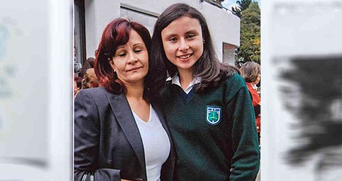 COLOMBIA. El 18 de abril de 2017, mientras iba saliendo de la estación de Transmilenio 21 Ángeles, Daniela García recibió un disparo en la cabeza