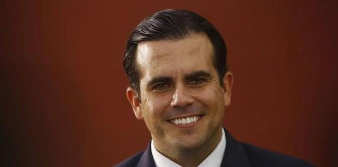 JUSTICIA. Gobernador de Puerto Rico, Ricardo Rosselló Nevares