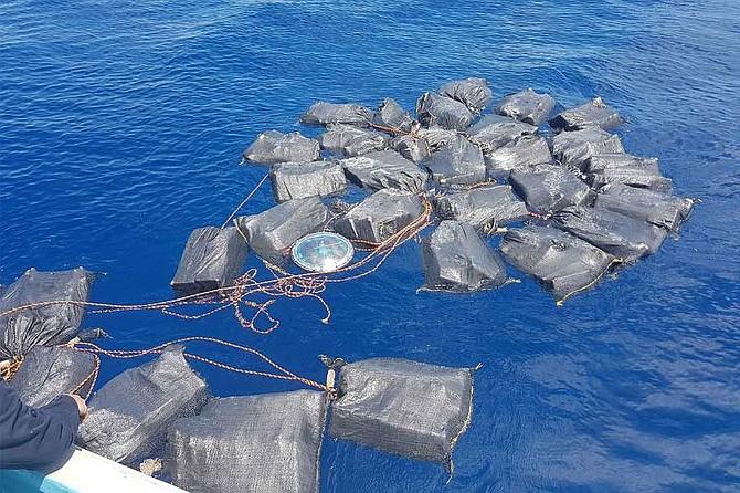 MÉXICO. Elementos navales lograron asegurar más de 7 toneladas 600 kilos de cocaína aproximadamente en altamar