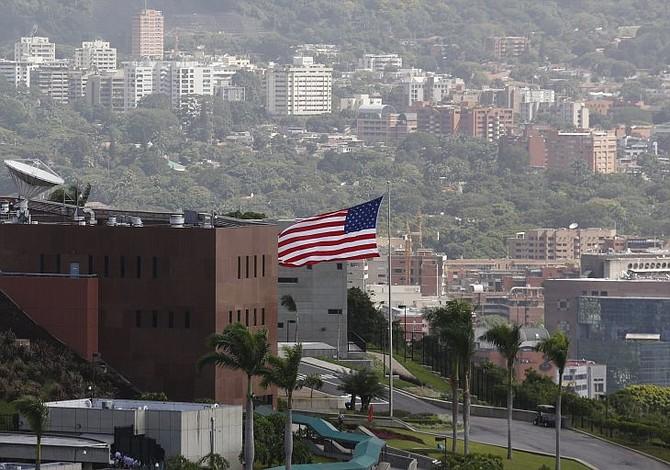 Estados Unidos cierra consulado en Maracaibo, estado Zulia en Venezuela