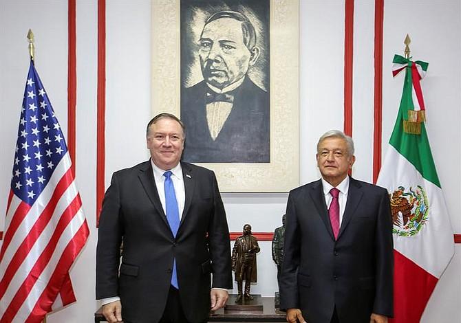 AMLO envía propuestas de entendimiento al presidente de EEUU