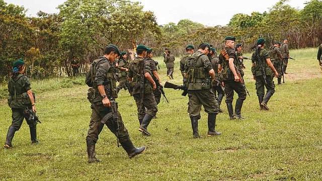 COLOMBIA. Perú declara estado de excepción en la frontera por presencia de disidentes de las Farc