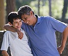 El amor y el afecto pueden hacer que los niños estén más felices y menos estresados.