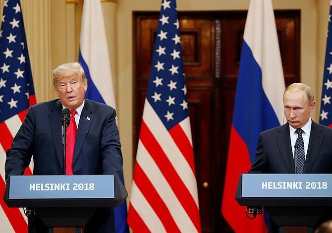 La Casa Blanca anunció que Trump quiere una segunda cumbre con Putin en Washington antes de fin de año