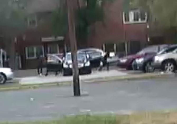 Asesinaron a niña de 10 años en un tiroteo en DC