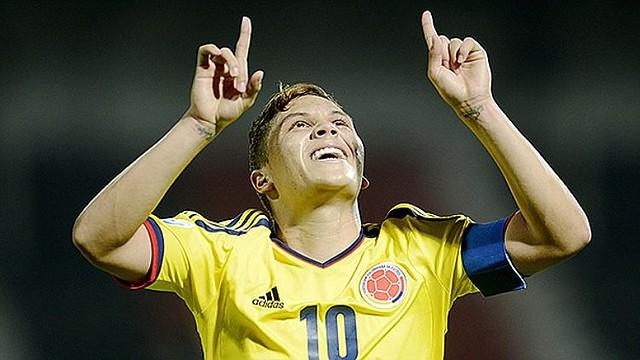 FUTBOL. Gol del colombiano Quintero compite por el mejor del Mundial de Rusia