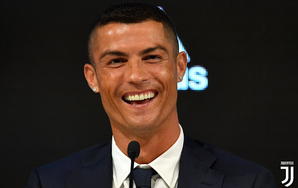 FUTBOL. Cristiano Ronaldo
