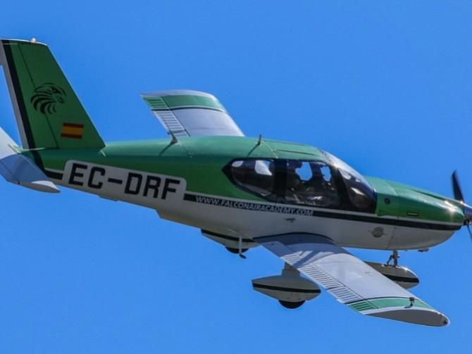 FLORIDA. Las avionetas pertenecían a escuelas de vuelo