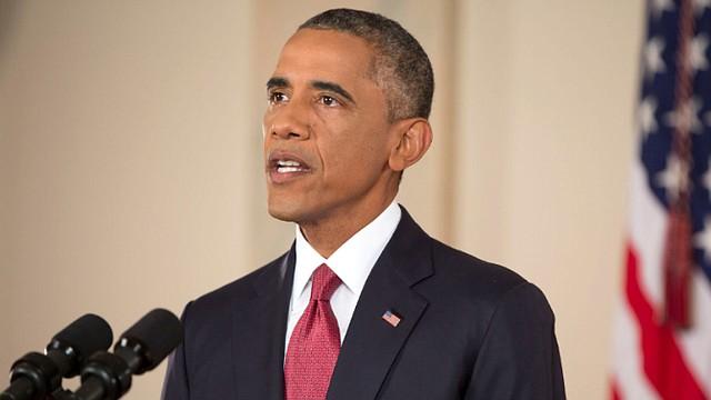 OBAMA. Barack Obama, expresidente de Estados Unidos