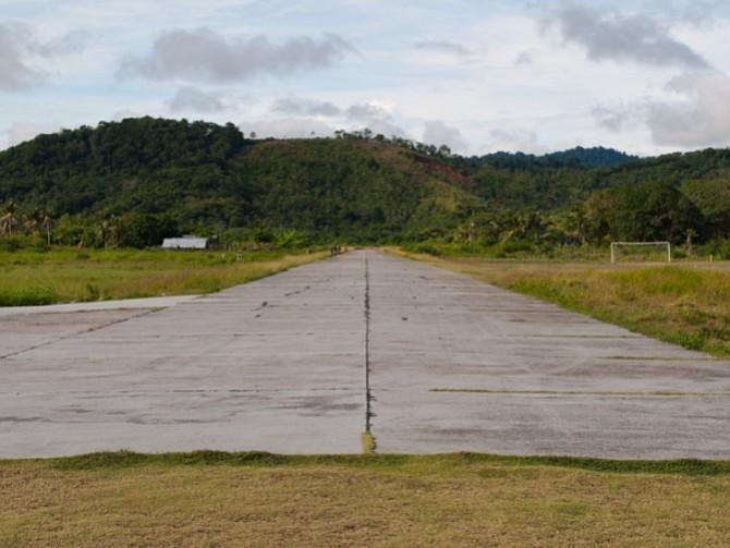HONDURAS. Ls pistas se encontraban en la región de Mosquitia