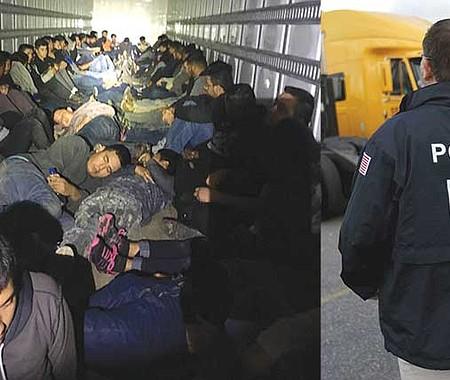 IGLOO. El programa desarrollado por una rama del Departamento de Seguridad Nacional permite a los investigadores encontrar nuevos objetivos y profundizar su comprensión sobre cómo operan y se comunican las redes traficantes de inmigrantes.