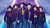 INTOCABLE, la banda de música tejana/norteña fundada en Zapata se mantiene en el gusto del público.