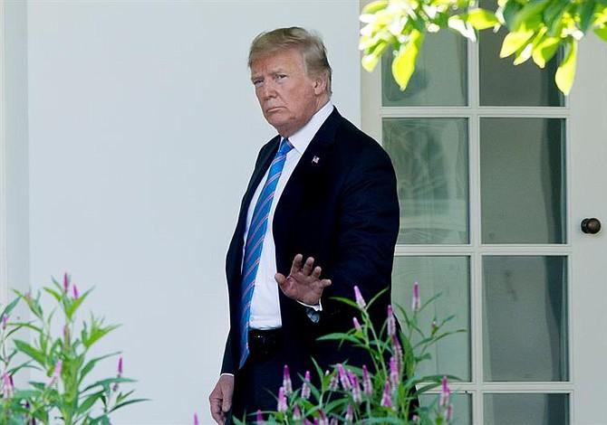 Trump celebra su nuevo pacto comercial con la Unión Europea